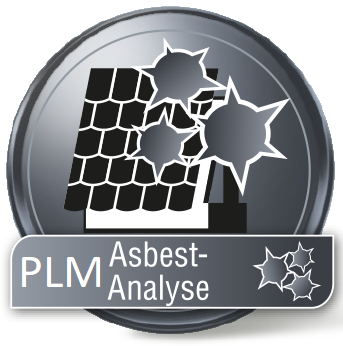 PLM Asbest Test