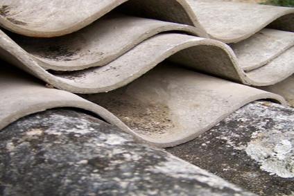 Eternitplatten Asbest Test Asbest