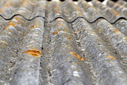 Asbestplatten Erkennen Test Asbest
